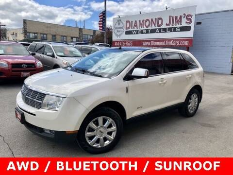2008 Lincoln MKX for sale at Diamond Jim's West Allis in West Allis WI