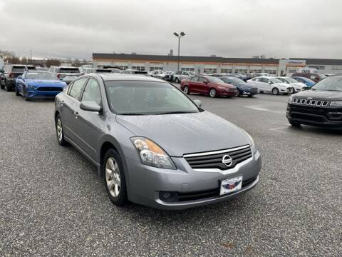 2009 Nissan Altima for sale at King Motors featuring Chris Ridenour in Martinsburg WV