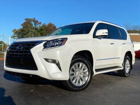 2019 Lexus GX 460 for sale at iDeal Auto in Raleigh NC