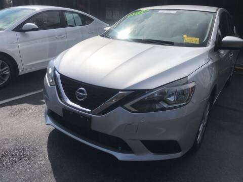 2018 Nissan Sentra for sale at Scotty's Auto Sales, Inc. in Elkin NC