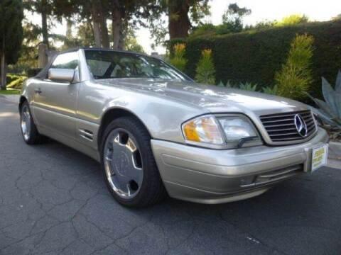 1998 Mercedes-Benz SL-Class for sale at Altadena Auto Center in Altadena CA