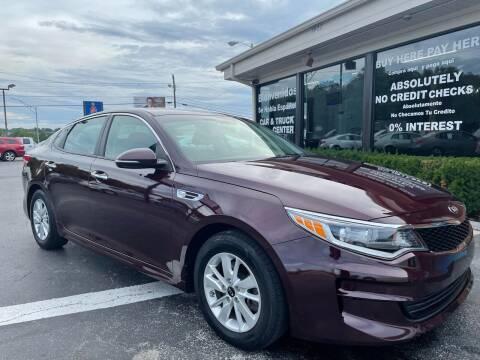 2018 Kia Optima for sale at Guidance Auto Sales LLC in Columbia TN