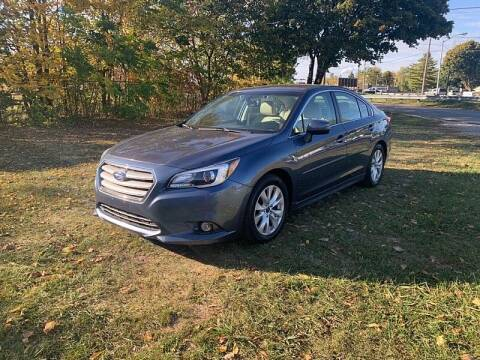 2017 Subaru Legacy for sale at CItywide Auto Credit in Oregon OH