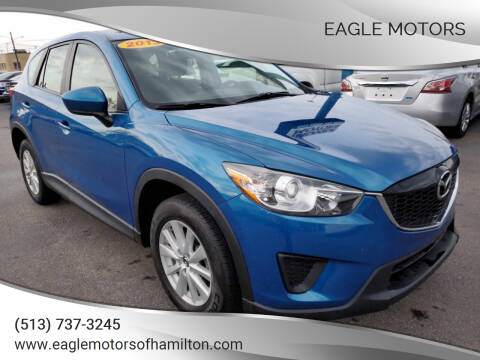 2013 Mazda CX-5 for sale at Eagle Motors in Hamilton OH