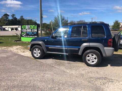 2005 Jeep Liberty for sale at AutoBuyCenter.com in Summerville SC