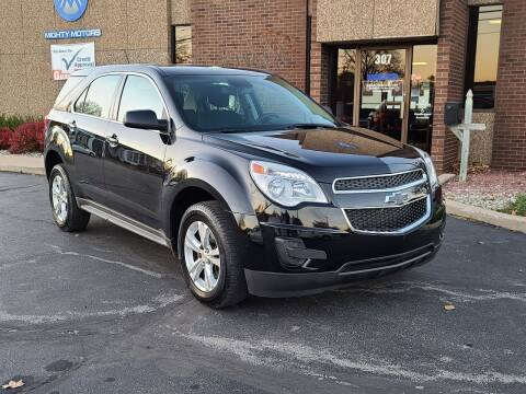 2015 Chevrolet Equinox for sale at Mighty Motors in Adrian MI