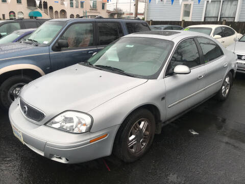 2005 Mercury Sable for sale at American Dream Motors in Everett WA
