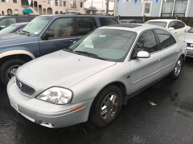 2005 Mercury Sable for sale at American Dream Motors in Everett WA