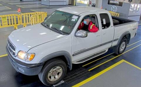 2002 Toyota Tundra for sale at Waukeshas Best Used Cars in Waukesha WI
