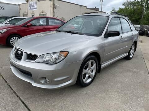 2006 Subaru Impreza for sale at T & G / Auto4wholesale in Parma OH