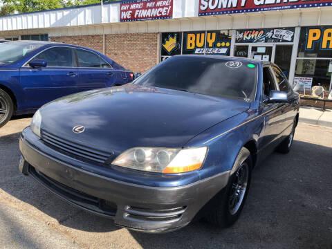 1996 Lexus ES 300 for sale at Sonny Gerber Auto Sales in Omaha NE