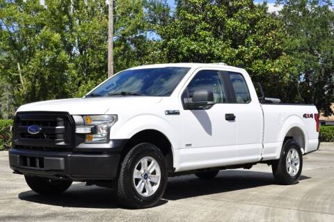 2016 Ford F-150 for sale at Vision Motors, Inc. in Winter Garden FL