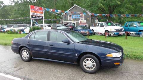 2003 Buick LeSabre for sale at Korz Auto Farm in Kansas City KS