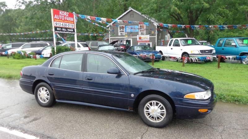 2003 Buick LeSabre for sale at Korz Auto Farm in Kansas City KS
