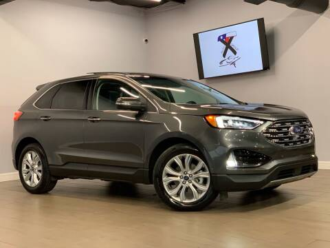 2020 Ford Edge for sale at TX Auto Group in Houston TX