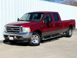 2003 Ford F-350 Super Duty for sale at Fall Creek Motor Cars in Humble TX