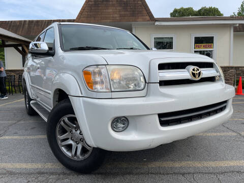 2007 Toyota Sequoia for sale at Hola Auto Sales Doraville in Doraville GA