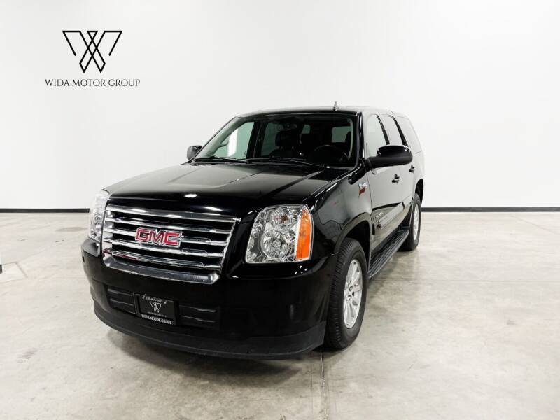 2008 GMC Yukon for sale at Wida Motor Group in Bolingbrook IL
