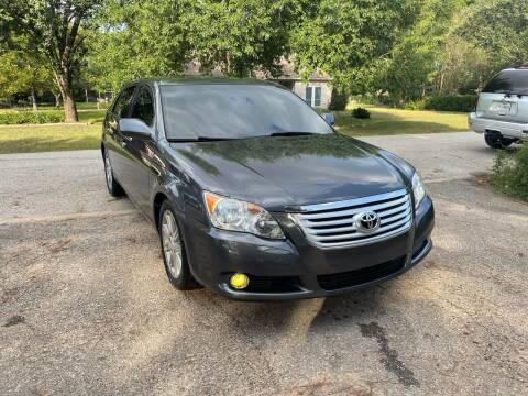 2010 Toyota Avalon for sale at CARWIN MOTORS in Katy TX
