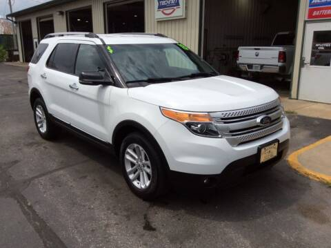 2013 Ford Explorer for sale at TRI-STATE AUTO OUTLET CORP in Hokah MN