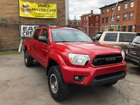 2012 Toyota Tacoma for sale at James Motor Cars in Hartford CT