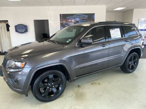 2015 Jeep Grand Cherokee for sale at Used Car Outlet in Bloomington IL