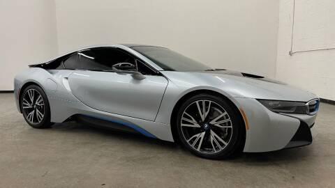 2014 BMW i8 for sale at MOTORENVY FL INC in Hollywood FL