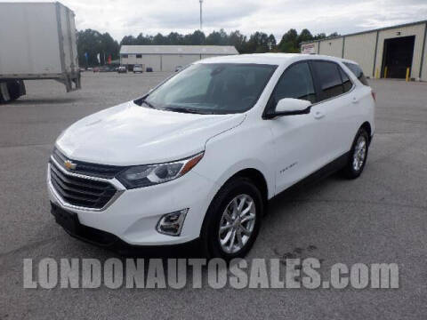 2021 Chevrolet Equinox for sale at London Auto Sales LLC in London KY