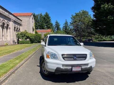 2003 Honda Pilot for sale at EZ Deals Auto in Seattle WA