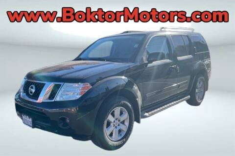 2011 Nissan Pathfinder for sale at Boktor Motors in North Hollywood CA