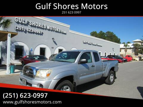 2010 Toyota Tacoma for sale at Gulf Shores Motors in Gulf Shores AL