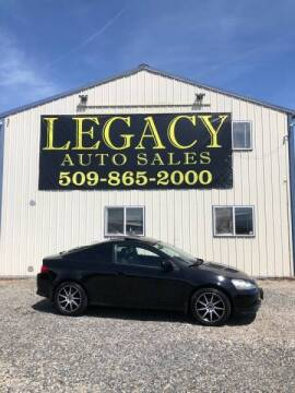 2005 Acura RSX for sale at Legacy Auto Sales in Toppenish WA