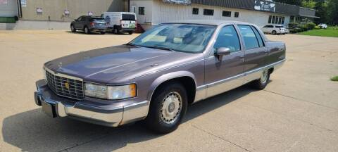1993 Cadillac Fleetwood for sale at Steve's Auto Sales in Madison WI