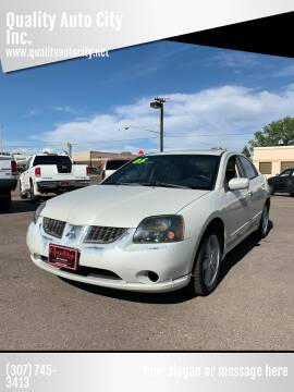 2005 Mitsubishi Galant for sale at Quality Auto City Inc. in Laramie WY