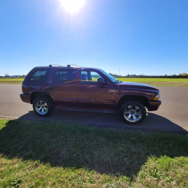 2002 Dodge Durango for sale at McMinnville Auto Sales LLC in Mcminnville OR