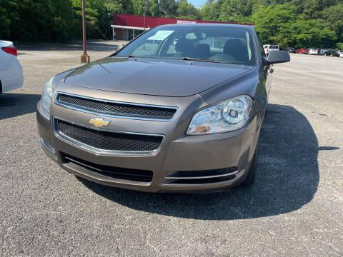 2012 Chevrolet Malibu for sale at Certified Motors LLC in Mableton GA