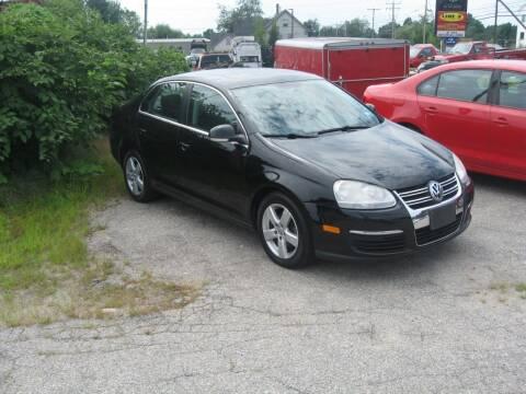 2009 Volkswagen Jetta for sale at Joks Auto Sales & SVC INC in Hudson NH