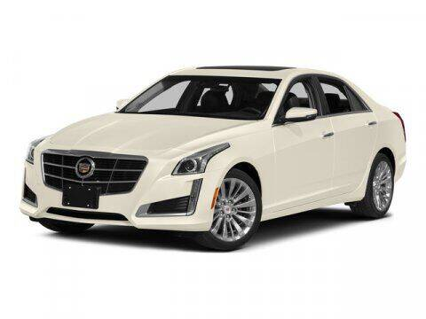 2014 Cadillac CTS for sale at BEAMAN TOYOTA in Nashville TN
