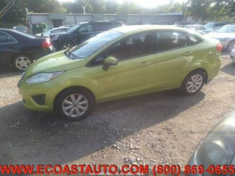 2013 Ford Fiesta for sale at East Coast Auto Source Inc. in Bedford VA