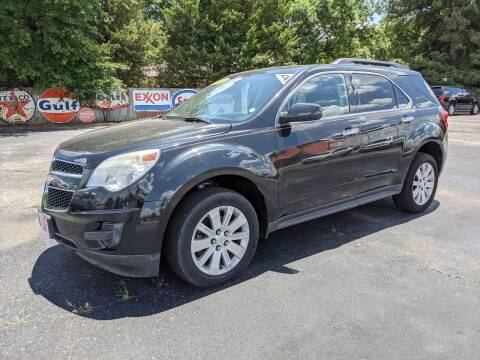 2011 Chevrolet Equinox for sale at Towell & Sons Auto Sales in Manila AR