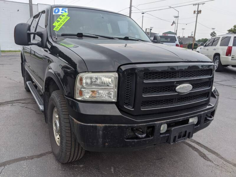 2005 Ford Excursion for sale at GREAT DEALS ON WHEELS in Michigan City IN