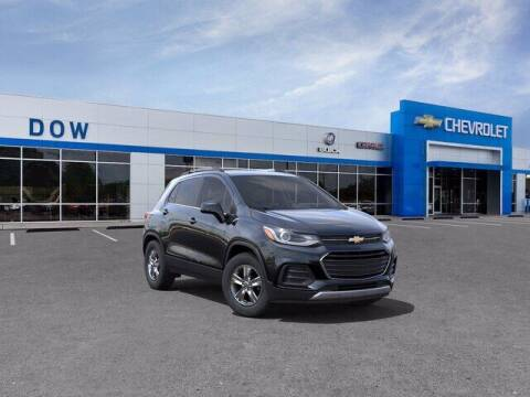 2022 Chevrolet Trax for sale at DOW AUTOPLEX in Mineola TX