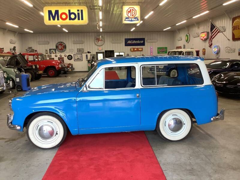 1960 Hillman Husky for sale at Masterpiece Motorcars in Germantown WI