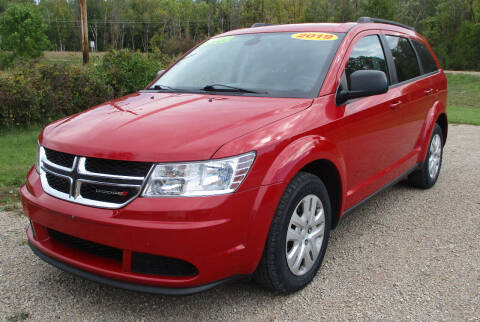 2019 Dodge Journey for sale at LOT OF DEALS, LLC in Oconto Falls WI