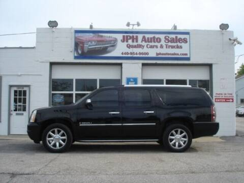 2009 GMC Yukon XL for sale at JPH Auto Sales in Eastlake OH