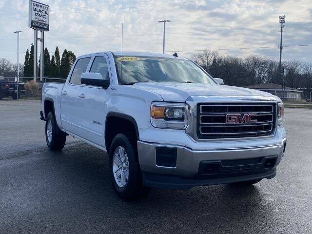 2014 GMC Sierra 1500 for sale at Betten Baker Preowned Center in Twin Lake MI