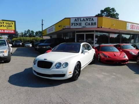 2006 Bentley Continental for sale at Atlanta Fine Cars in Jonesboro GA
