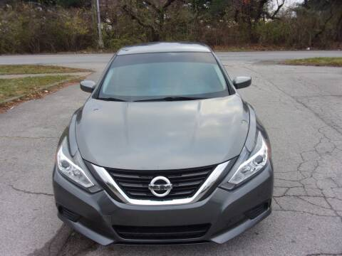 2016 Nissan Altima for sale at Auto Sales Sheila, Inc in Louisville KY