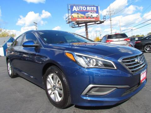 2016 Hyundai Sonata for sale at Auto Rite in Cleveland OH