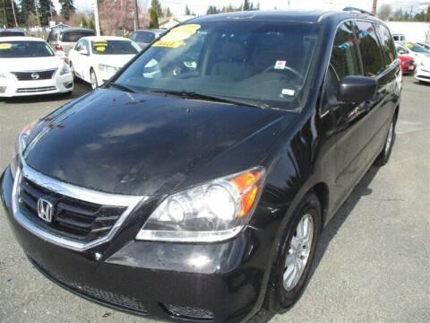 2010 Honda Odyssey for sale at GMA Of Everett in Everett WA